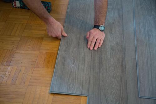 Floor mounting