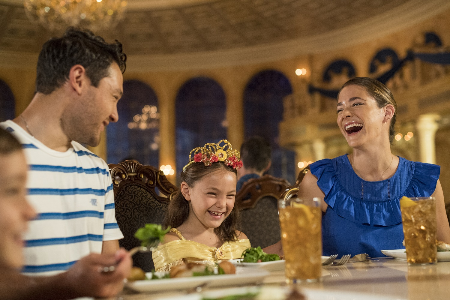 Be our Guest at Walt Disney World