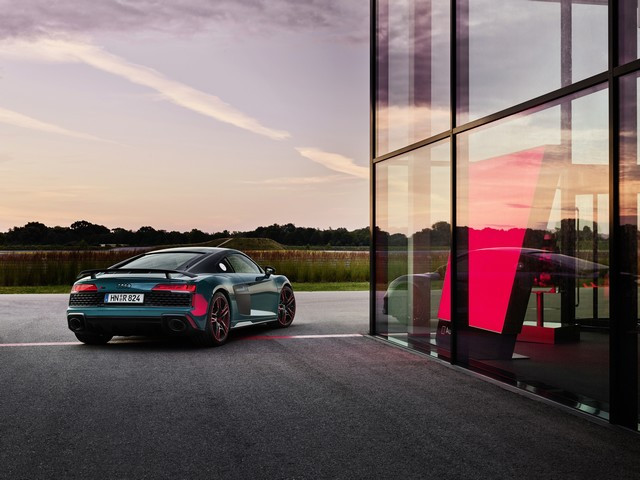 Audi R8 green hell : un hommage au palmarès de l'Audi R8 LMS A205746-medium
