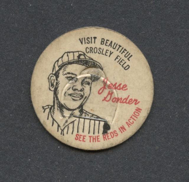 1963 French Bauer Milk Cap Gonder F