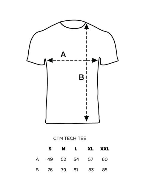 CTM Dres TECH TEE