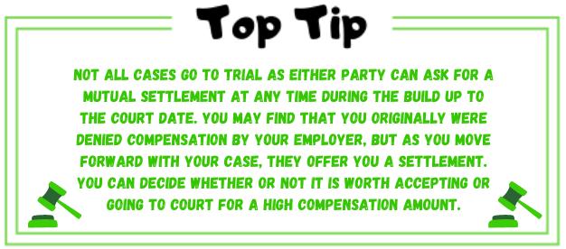 mutual settlement advice
