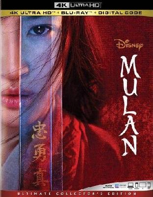Mulan (2020) UHD 2160p UHDrip HDR10 HEVC E-AC3 ITA + DTS ENG - ItalyDownload