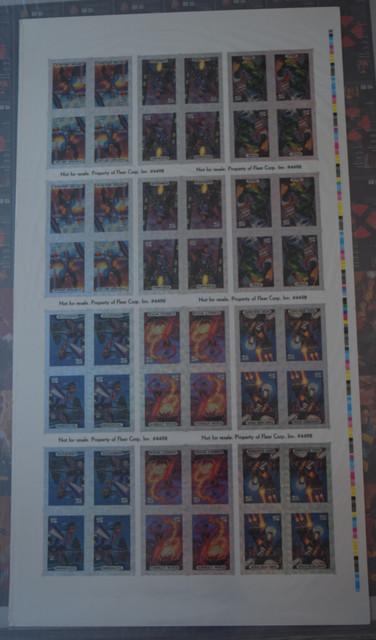 Marvel-Masterpieces-1994-Holofoil-Uncut-Sheet-1