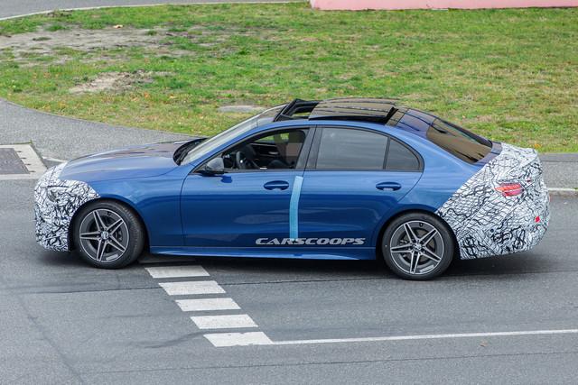 2020 - [Mercedes-Benz] Classe C [W206] - Page 8 867-D0-B24-E2-E3-4356-8-ECD-FE46-B7-AC781-B