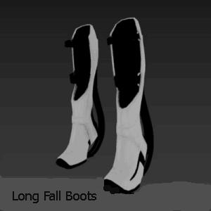 Long Fall Boots Mod для Minecraft 1.12.2 (EN/RU)