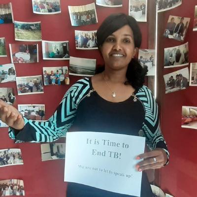 image of DGHT TB Champion Grisel Rodríguez Cuns, Medical Microbiologist