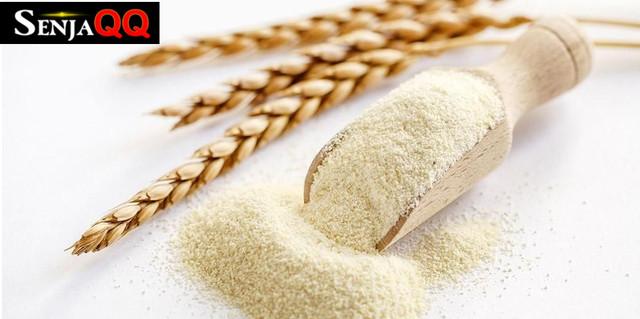 Tepung Semolina Adalah Olahan Gandum yang Tinggi Serat dan Protein