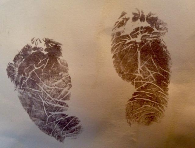 Leanne-D-Harrys-footprints