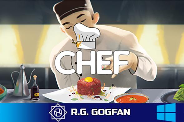 Chef: A Restaurant Tycoon Game (Digital Tribe Games) (ENG) [DL|GOG] / [Windows]