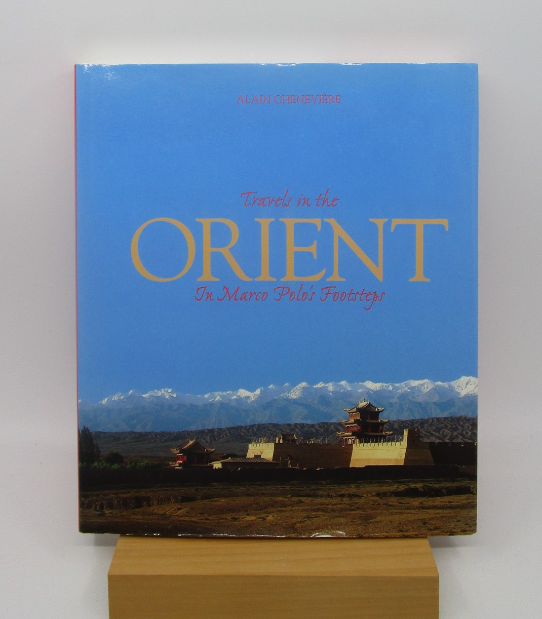 Image for Travels in the Orient: In Marco Polo's Footsteps