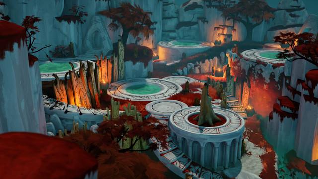 GOD WILL FALL現已推出預購,英勇版宣布1月29日推出黑暗幻想動作遊戲 Gods-Will-Fall-2021-01-05-21-001-scaled