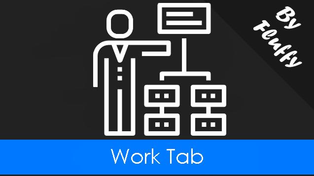 Work Tab/Вкладка работы