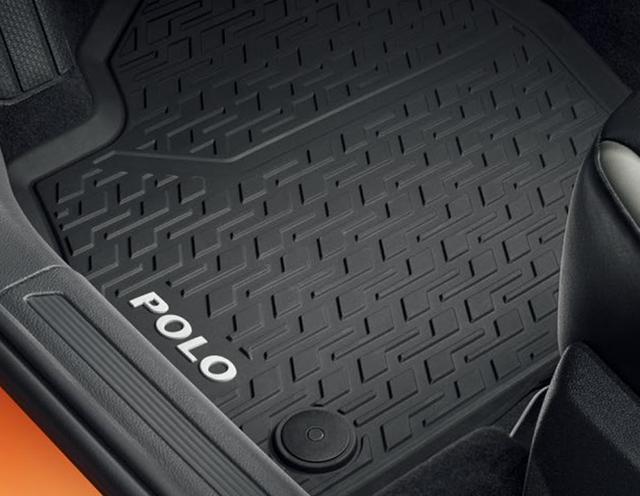 New Genuine Citroen Berlingo New Shape Front Rubber Mat set