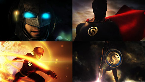 Super Epic Hero Logo 26367147 - Project for After Effects (Videohive)