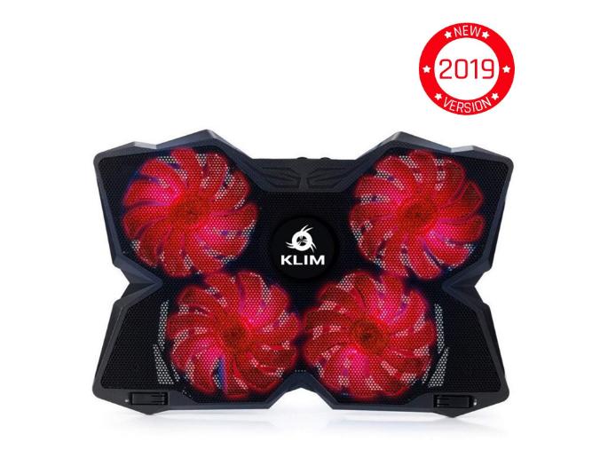 KLIM™ Wind + Base de refrigeración para portátil