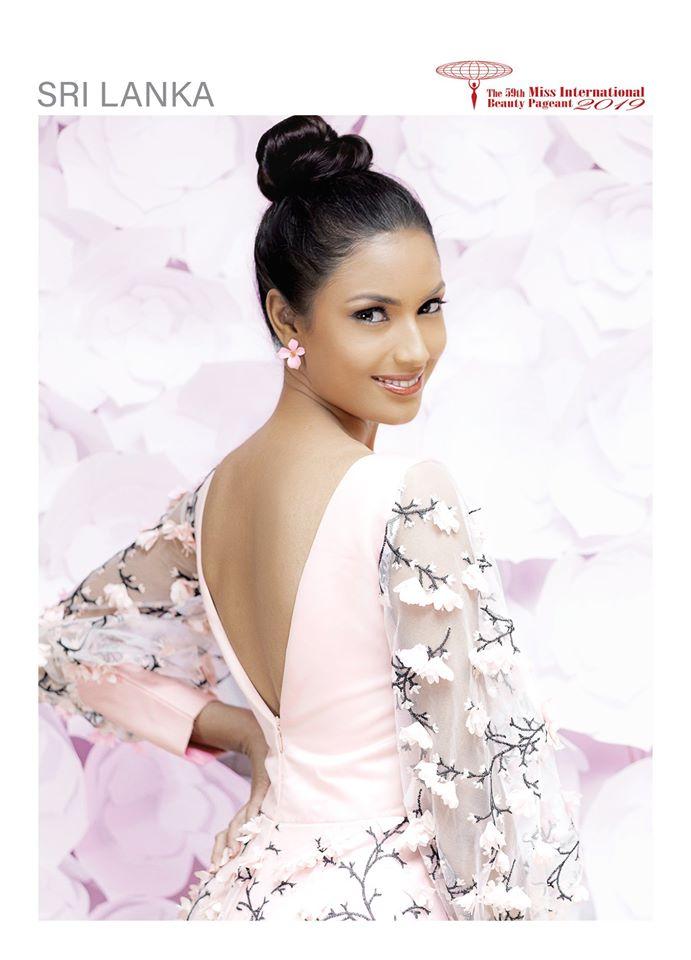 Round 31st : Miss International 2019 2