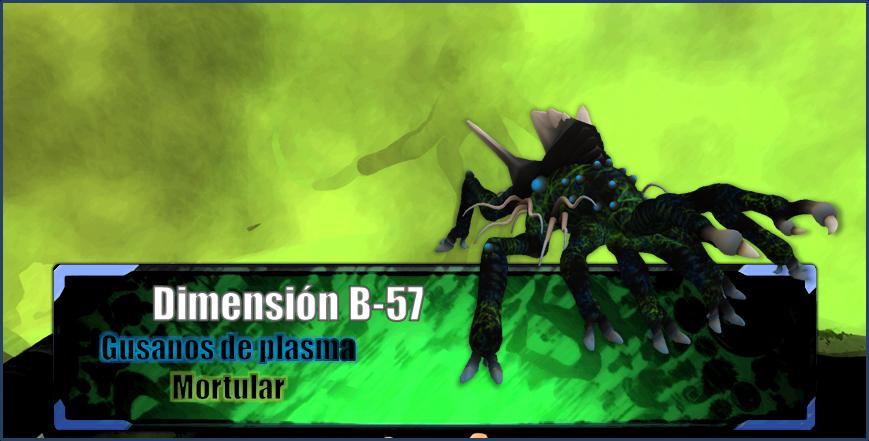 (57) Gusanos de plasma [♫] Qqqqqqqqqqq
