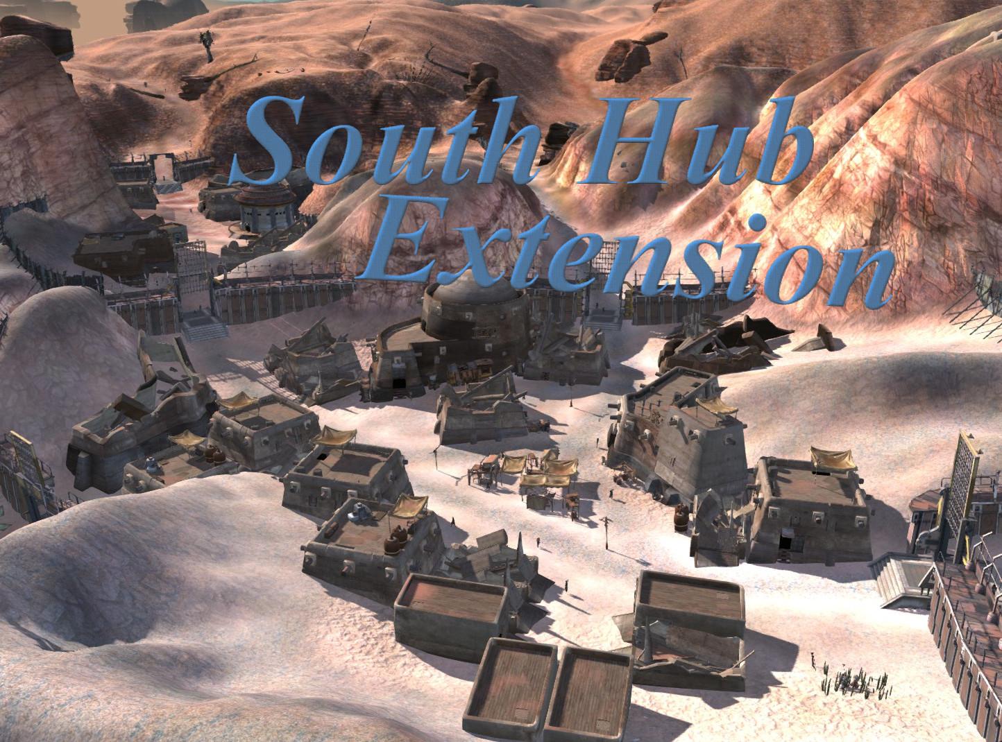 Expanded Cities: South Hub [RU] / Расширение: Южный Хаб [RU]!