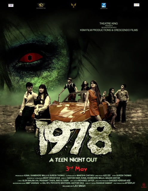 1978 A Teen Night Out 2019 Hindi 720p HDRip 700MB | 300MB Download