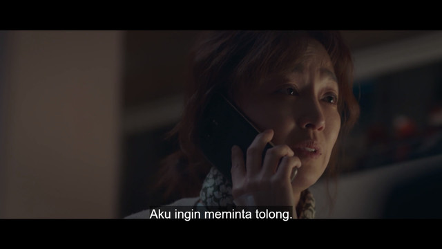 Kim Eun Hye mengatakan ingin meminta tolong pada Kang Joon Sang.