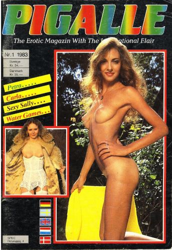 Cover: Pigalle No 01 1983