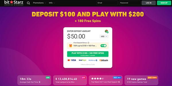 BitStarz-casino-lobby