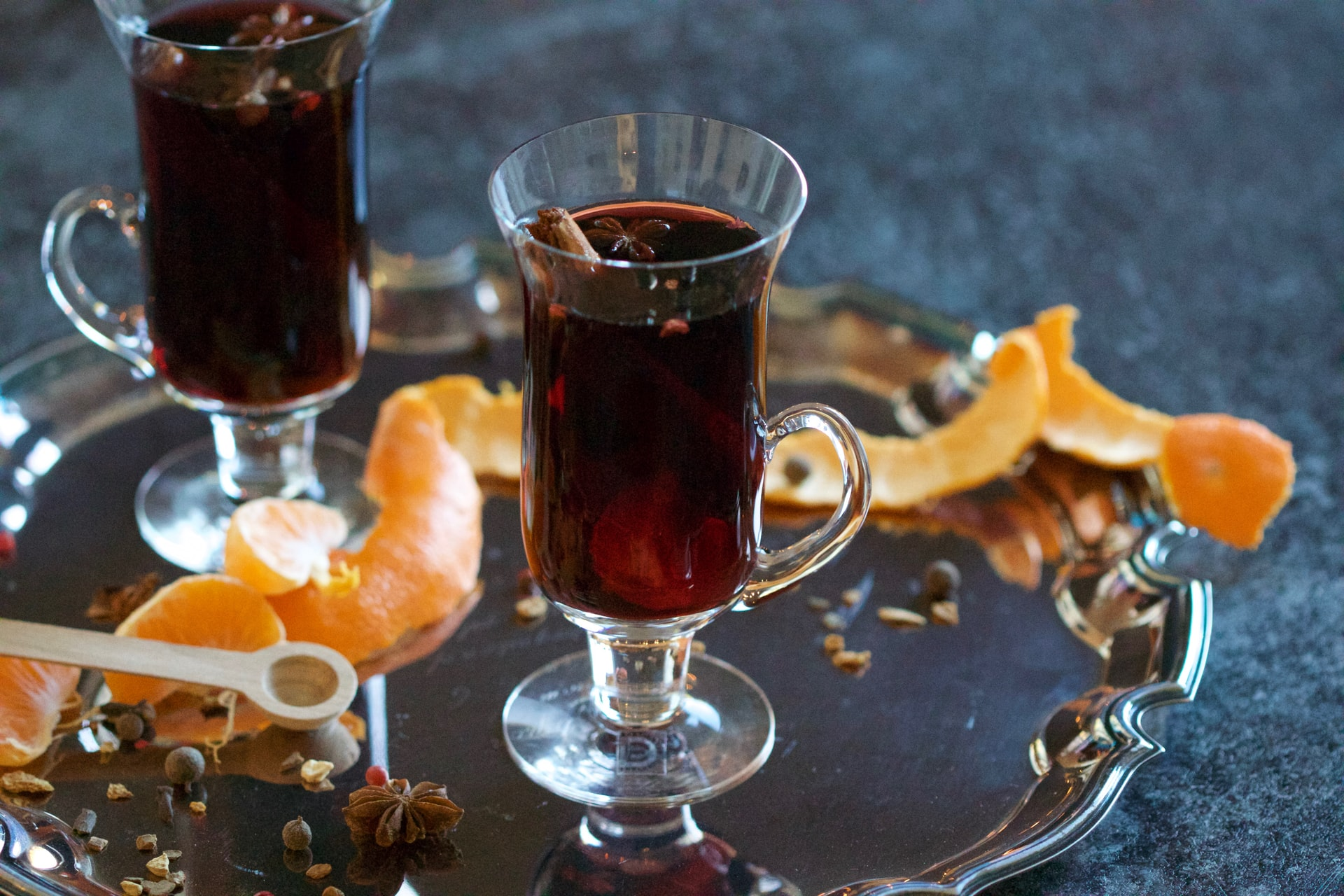 Mulled Wine, Scottish Christmas