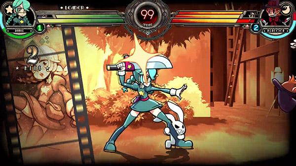 《骷髏少女》 第2個Encore DLC角色Annie預告片 Skullgirls-2nd-Encore-DLC-01-31-21-001