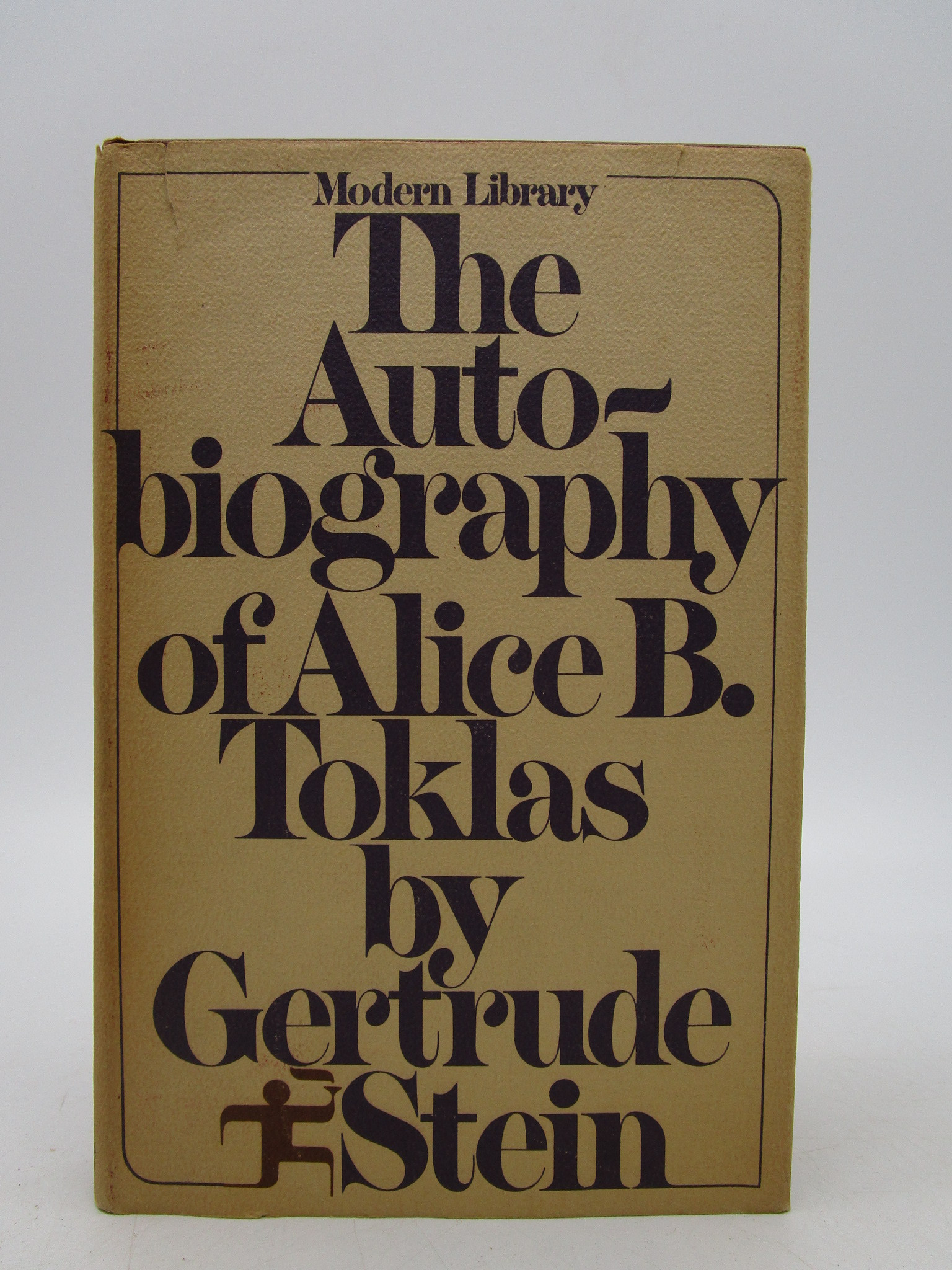 Image for The Autobiography of Alice B. Toklas (Modern Library)