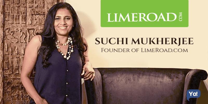 Suchi Mukherjee, Limeroad