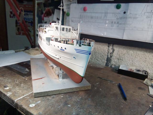"""Putnički brod """"Trogir"""" 1:62 IMG-20190930-184752"""