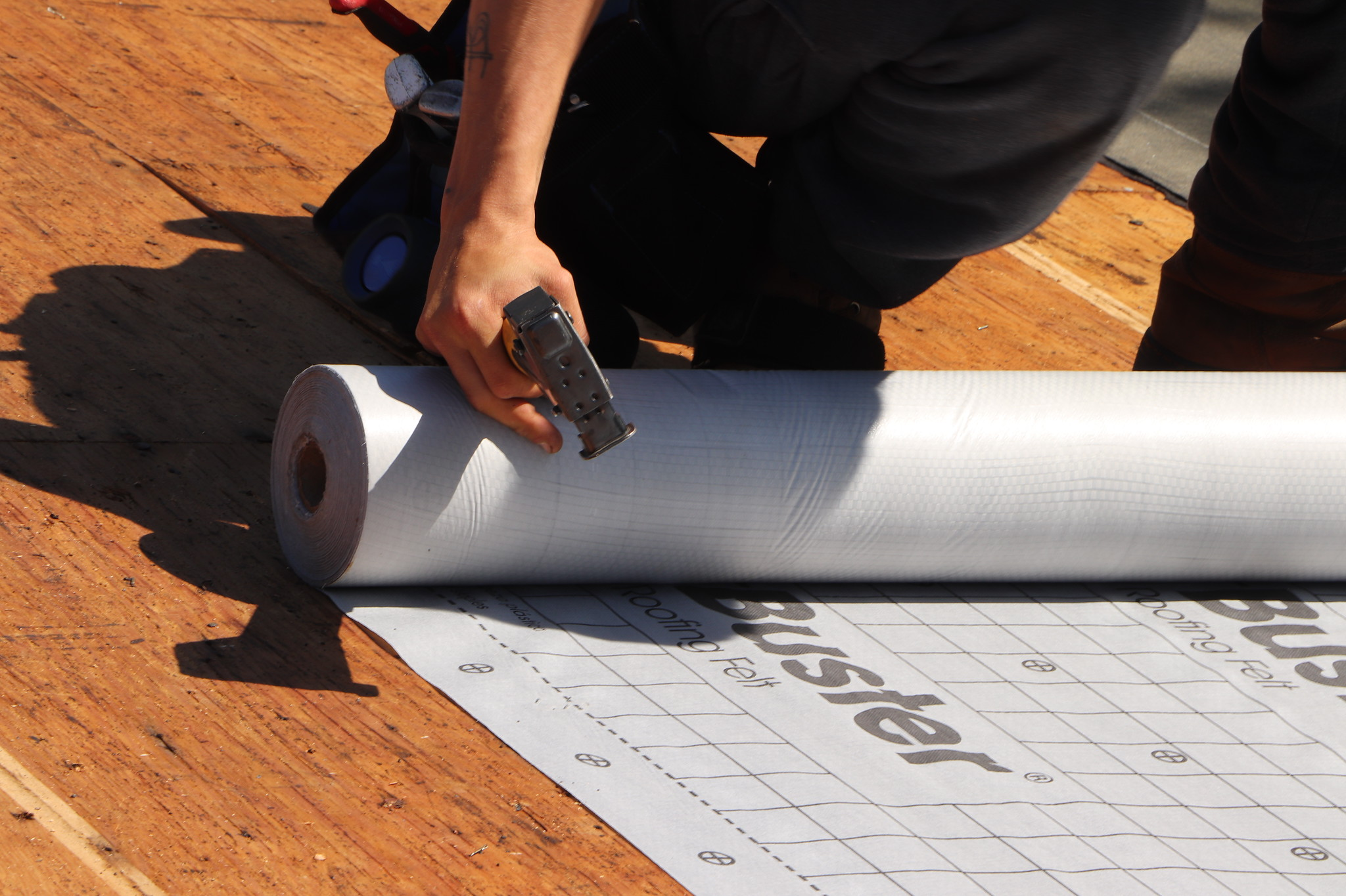 Study Regarding Reliable and Efficient Roofing Contractors Skills