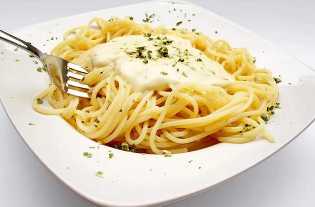 сметанный соус для спагетти