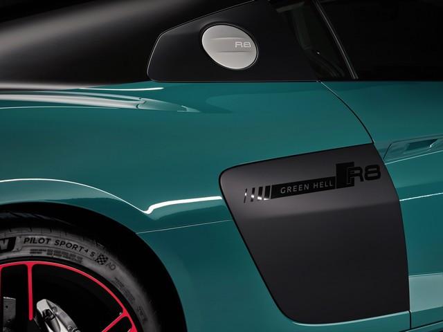 Audi R8 green hell : un hommage au palmarès de l'Audi R8 LMS A205731-medium