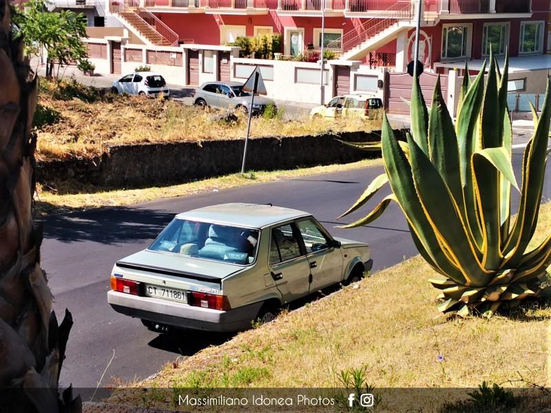 avvistamenti auto storiche - Pagina 32 Fiat-Regata-ES-1-3-68cv-86-CT711861-103-741-24-4-2019-2