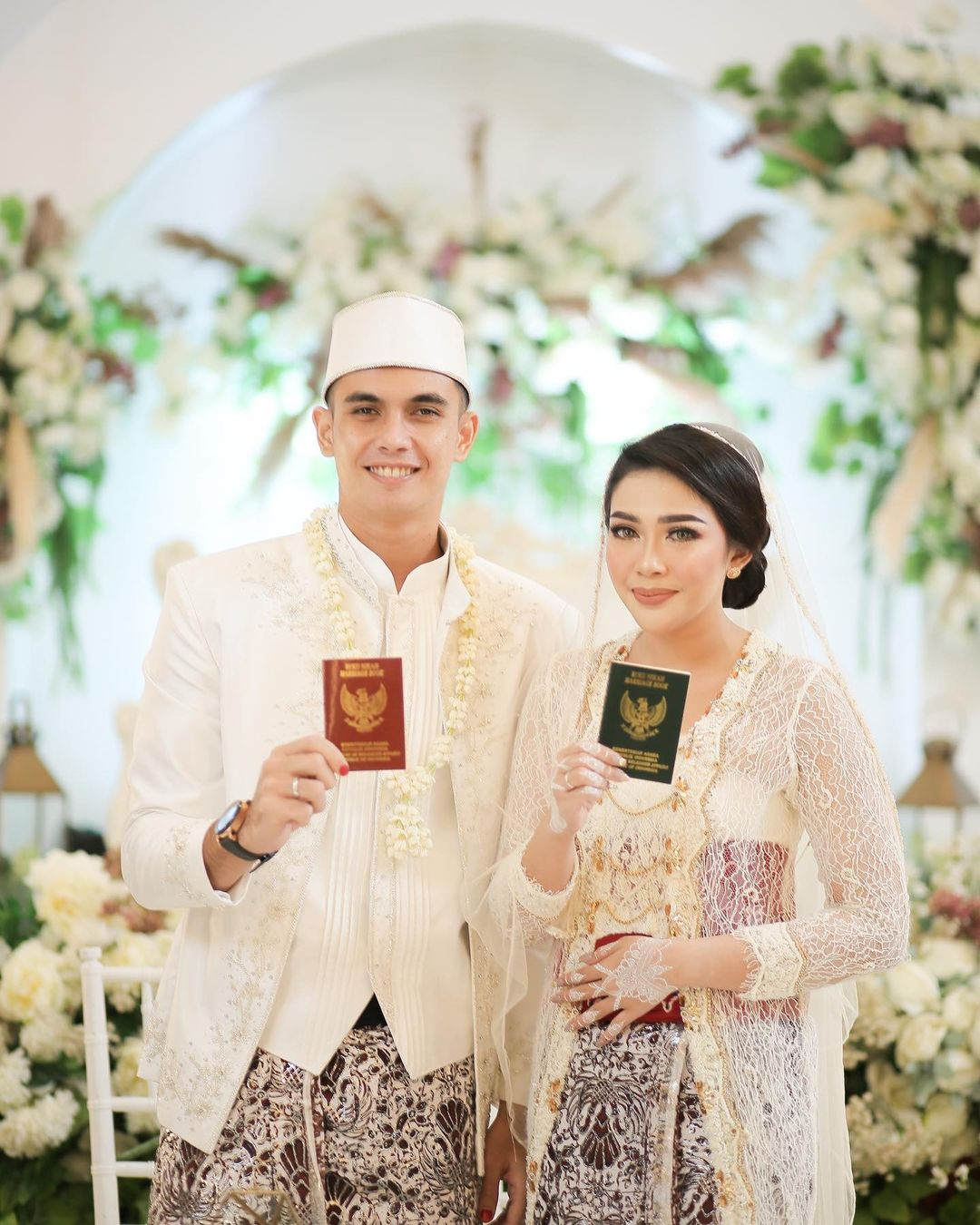 Naadeo menikah