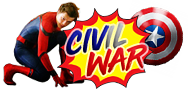 Les missions & aventures de Disney Rpg - Page 2 Civil-war-badge