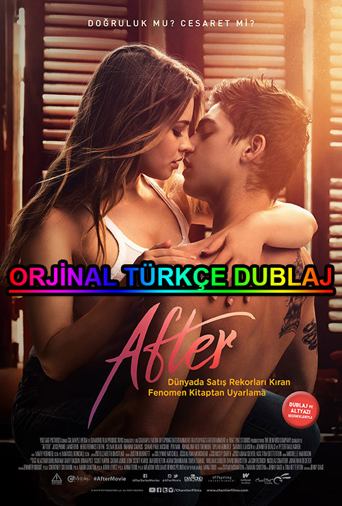 After | 2019 | WEB-DL | XviD | Türkçe Dublaj | m720p - m1080p | WEB-DL | Dual | TR-EN | Tek Link