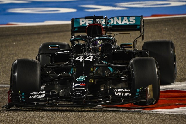 F1 GP de Bahreïn 2020 (éssais libres -1 -2 - 3 - Qualifications) M252813