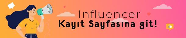 heeybe influencer kayıt sayfası
