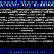 GTA LIBERTY CITY STORIES PSP 4K FONTS BY DJDARKO TESTING 1