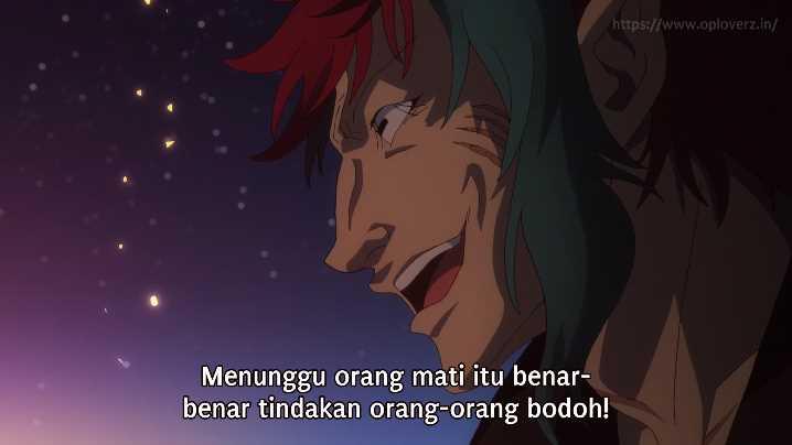 Download Plunderer Episode 22 Subtitle Indonesia
