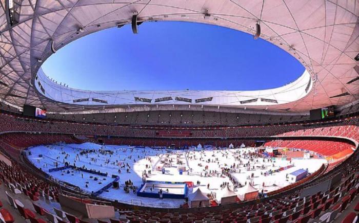 Интересные факты о стадионе в Пекине