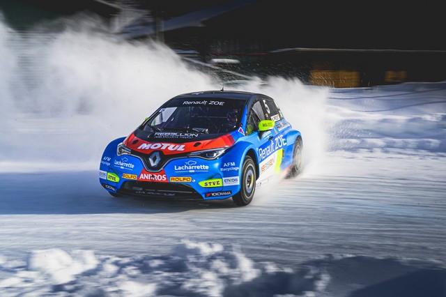 L'heure De La Comfirmation Pour ZOE Glace Et Les Pilotes Du Team Da Racing-Renault-Motul 2020-ZOE-GLACE-e-TROPHEE-Andros-Team-D-A-Racing-Renault-Motul-12