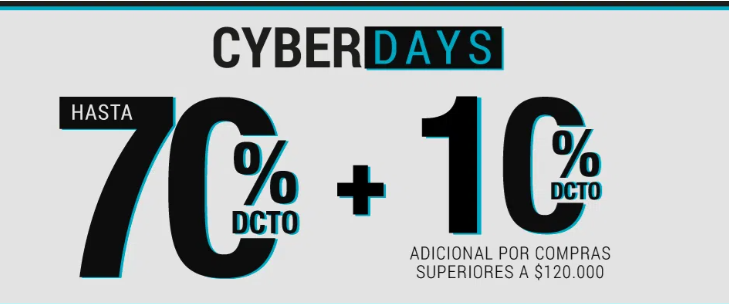 10% adicional cyber days