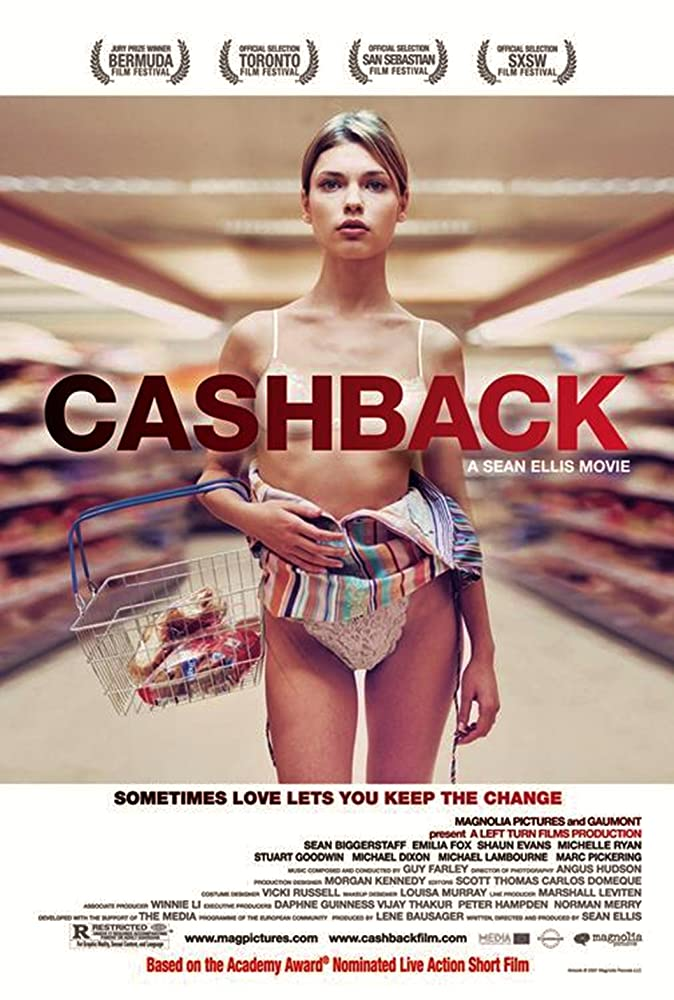 18+ Cashback 2006 English 720p UNRATED BluRay 900MB Download