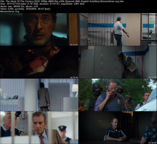 Download The Heist of the Century Full Movie