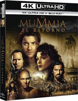 La Mummia 2 - Il Ritorno (2001) FullHD 1080p HEVC DTS ITA/ENG