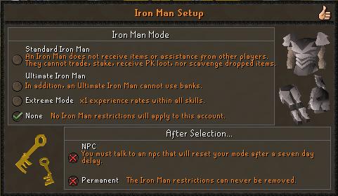 Iron Man Modes